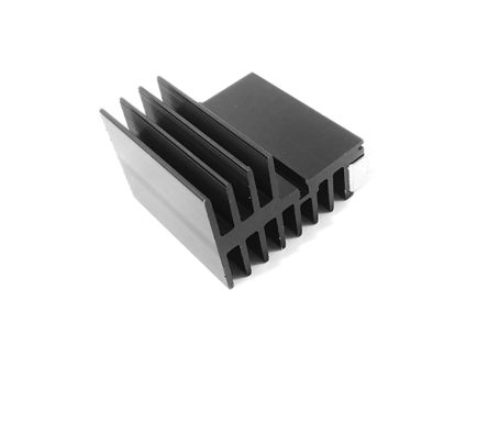 Heatsink, TO-220, 11K/W, 20 x 27 x 16mm, Clip