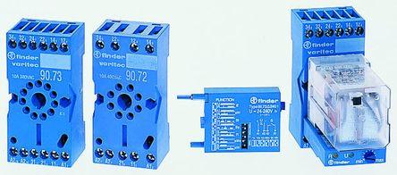 Relais Sockel, 11 Pin | 90.73 | RS Components
