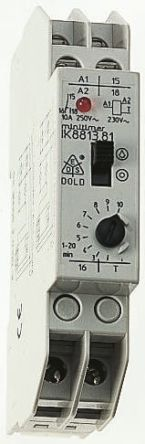Staircase Timer Light Switch 1 Channel, 230 V ac product photo