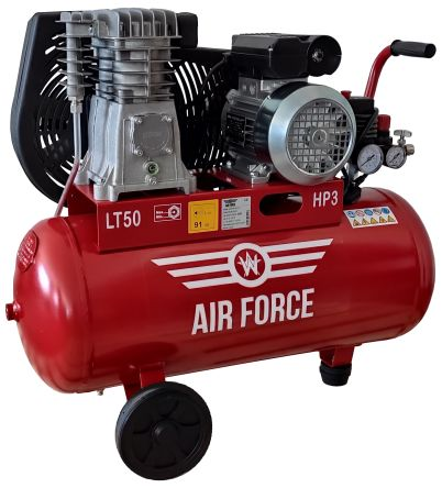 3hp, 50L Air Compressor, 145psi product photo