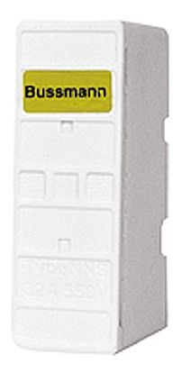 Cooper Bussmann 32A Rail Mount Fuse Holder With Indicator for F1 Fuse, 660V ac