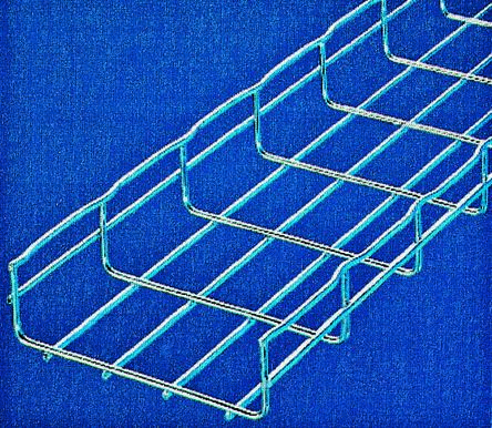 Cablofil International Wire, Electrogalvanised steel 3m x 150 mm x 30mm