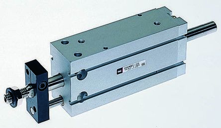 Pneumatic Multi-Mount Cylinder ZCUK Series, Double Action, Single Rod, 20mm Bore, 50mm stroke product photo