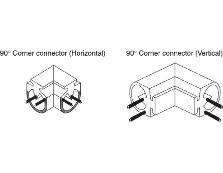 R249619 01 440f a0071n allen bradley guardmaster 440f a0071n connector, for