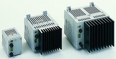 Block, GLC DIN Rail Panel Mount Power Supply,