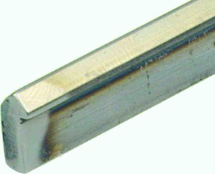 Steel V-guide track,Size 2 1000mm length