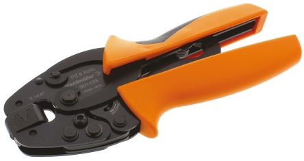Weidmuller PZ6 Roto Ratchet Crimping Tool for Bootlace Ferrule