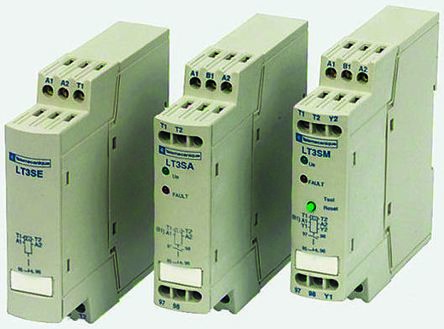 Thermal protection relay for series LT3 S motors