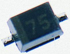 Nexperia 40V 500mA, Schottky Diode, 2-Pin SOD-323F PMEG4005EJ,115