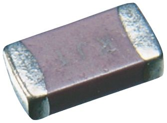 Vishay, 1206 (3216M) 2.7nF Multilayer Ceramic Capacitor MLCC 50V dc ±5% , SMD VJ1206A272JXAAT