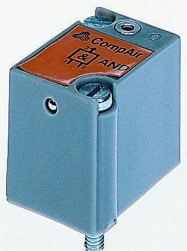 Parker 3 → 8bar AND Pneumatic Logic Controller, -15 → +60°C