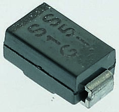ON Semi 300V 1A, Silicon Junction Diode, 2-Pin DO-214AC MRA4003T3G