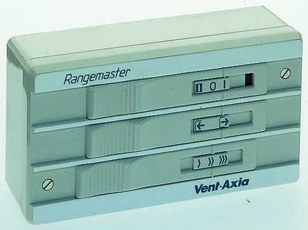 Fan Speed Controller, Variable, 220 → 240 V ac | Vent-Axia | RS Components  UAE