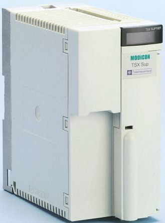 Schneider Electric PLC Power Supply TSX Micro Series, 85 → 132 V ac, 29 5 →  31 6V, 2 8 A 72W 120 2 x 150