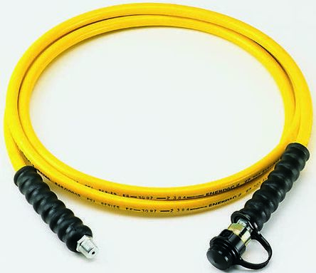 Hose Assembly with Threaded Connection, length 600mm, 700 bar product photo