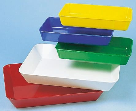 White PS Laboratory Tray product photo
