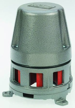 Grey Siren, 230 V ac/dc, 125dB at 1 Metre product photo