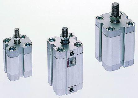 Parker Origa Pneumatic Compact Cylinder 40mm Bore, 25mm