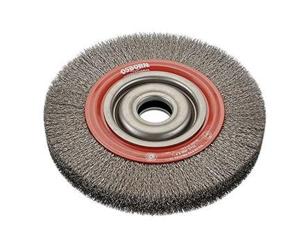 RS PRO Steel Abrasive Circular Brush, 8000rpm, 100mm Diameter