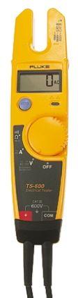 Fluke T5 Electrical Tester, 100A ac 600V ac 600V dc
