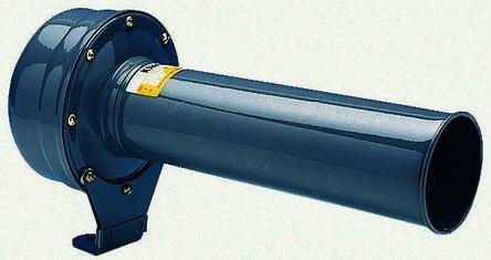 Weatherproof marine horn,111dB 24Vdc