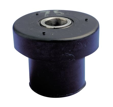 10mm 17.5mm Anti-Vibration Mount 53988745 10 -> 25Hz Rubber +70°C 8 -> 35daN 27.7mm 35daN product photo