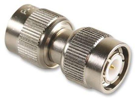 Straight 50O RF Adapter TNC Plug to TNC Plug 0 -> 11GHz product photo