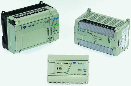 Allen Bradley 1761 PLC I/O Module 20 Inputs, 12 Outputs 220 mA, 80 x 200 x  40 mm