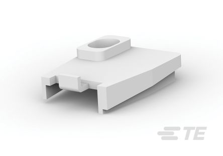 TE Connectivity, 640713 2 Way Strain Relief for use with Universal MATE-N-LOK Connector