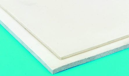 White Silicone Rubber Sheet, 1m x 600mm x 3mm