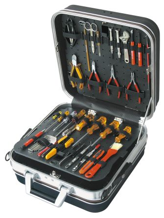 Tools for electronics 40 Piece Maintenance Tool Kit product photo