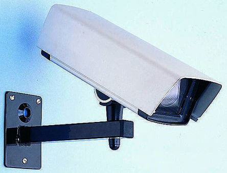 Outdoor Dummy CCTV Camera product photo