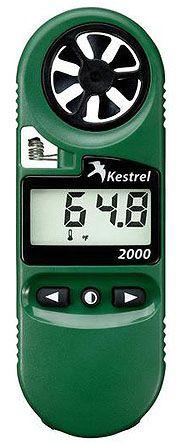 KESTREL 2000 Anemometer, 40m/s Max Air Velocity product photo