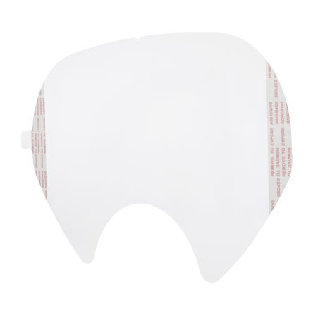 3M 6885 Face Shield Cover for use with 6000 Series Full Face Mask