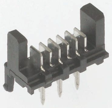 PICOFLEX Series 1.27mm Pitch Surface Mount IDC Connector, Male, 8 Way, 1 Row product photo