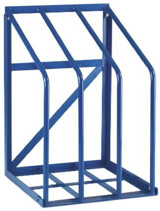 sr 0 6 rs pro rs pro blue storage rack 900mm x 600mm x 600mm 326 8726 rs components. Black Bedroom Furniture Sets. Home Design Ideas