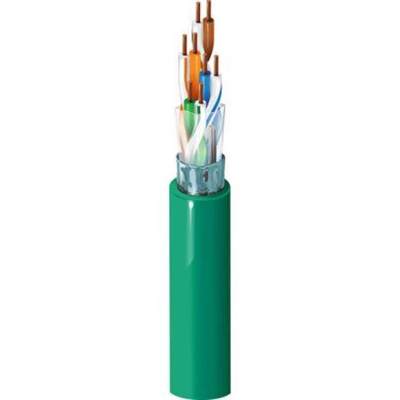 Belden Grey PVC Cat5e Cable F/UTP, 305m Unterminated