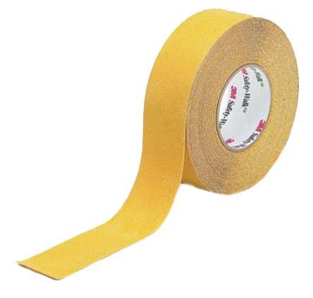 3M Yellow Anti-Slip Tape - 18m x 25mm