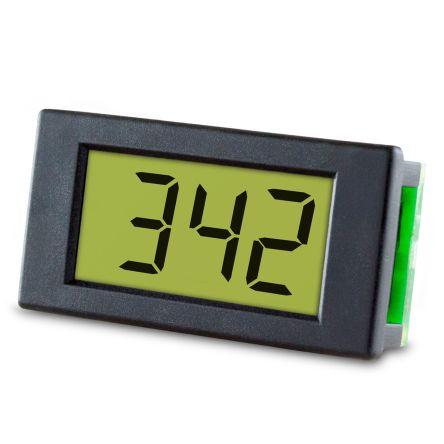 Lascar Digital Ammeter, LED Display 4-Digits ±0.1 %