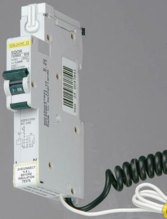 Tremendous Sqor116B03 Square D 1 Pole Type B Residual Current Circuit Breaker Wiring 101 Capemaxxcnl