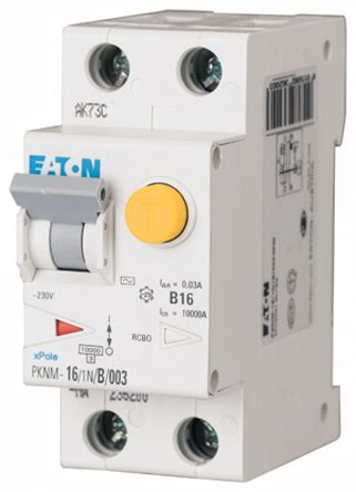 eaton 1 n pole type b residual current circuit breaker with overload rh uk rs online com Consumer Unit RCD Circuit Breaker Explanation