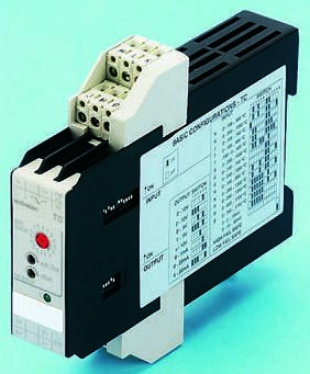 ABB Analogue to Analogue Signal Conditioner, 0 → 5 A, 0 → 600 Hz Input
