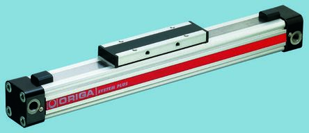 Parker Origa Double Acting Rodless Pneumatic Cylinder 500mm Stroke, 32mm Bore