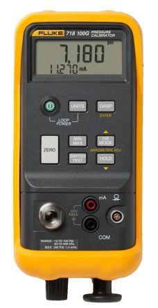 FLUKE 718 100G Pressure Calibrator 6.895bar, Model 718 RS Calibration product photo