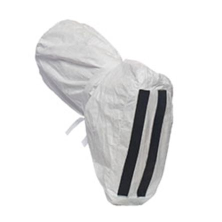 Tyvek White Disposable Shoe Cover, One Size