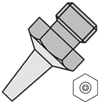0058727821 Desoldering Tip product photo