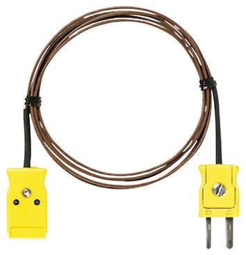 Fluke Extension Cable for use with Type K Thermometer