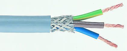 Belden Belden CY 4 Core CY Control Cable 1.5 mm², 100m, Screened