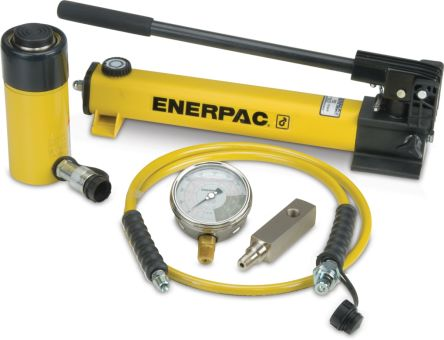 SCR256H, Two Speed, Cylinder-Pump Set, 25T, 158mm Cylinder Stroke, 700 bar product photo