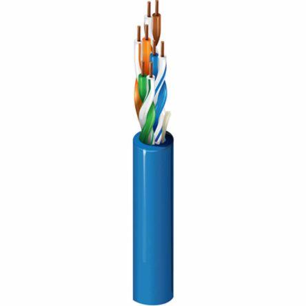 Belden Blue LSZH Cat5e Cable U/UTP, LSZH 305m Unterminated